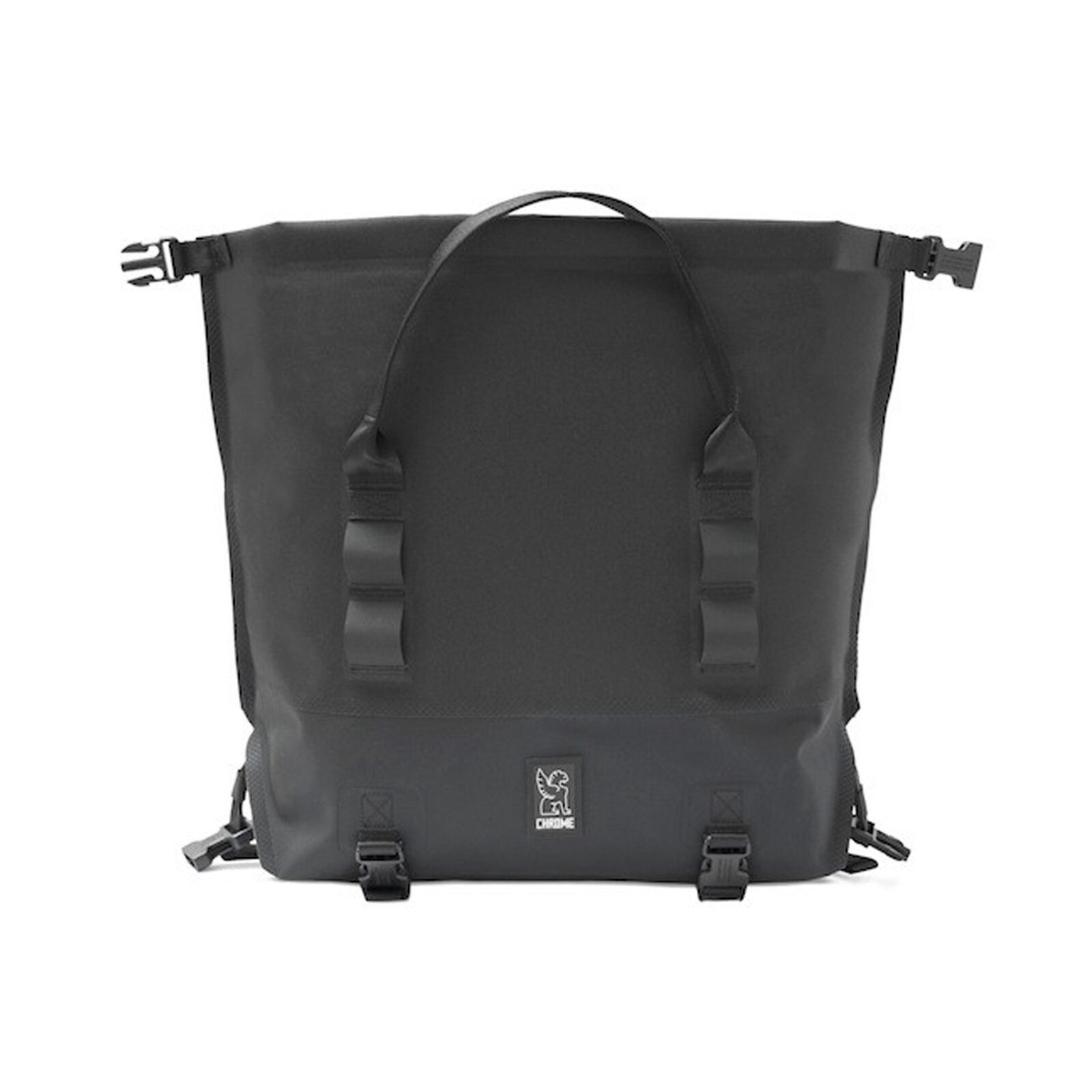 Chrome Front Rack Duffle